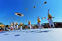 Anseong Matchum Namsadang Baudeogi Festival