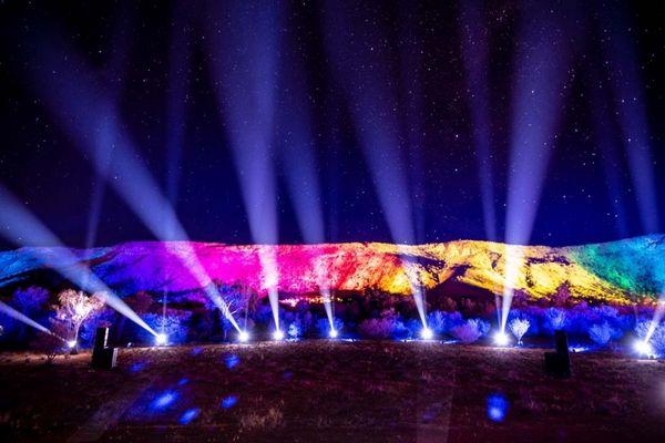 Parrtjima Festival of Light