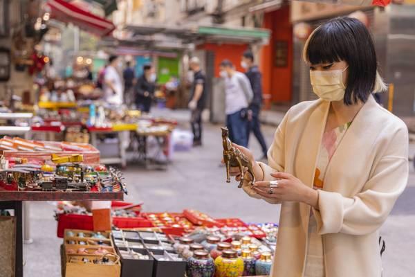 Hongkong Chinees Nieuwjaar