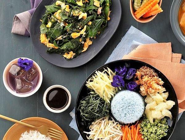 Thailand vegetarisch