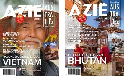 Azië covers